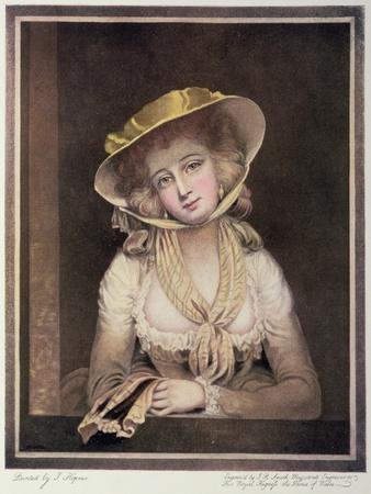 Portrait of Sophia Western