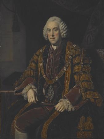 Sir Brook Watson, C.1796
