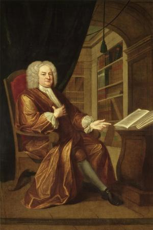 Benjamin Moreland, High Master of St Paul's School, 1724