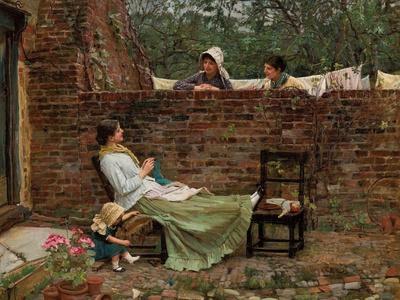 Gossip, C. 1885