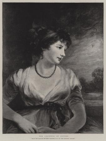 The Countess of Oxford