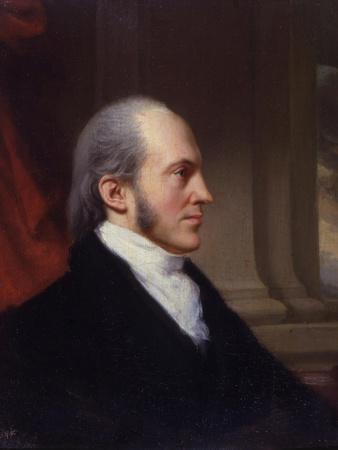 Aaron Burr, 1809