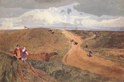 Mousehold Heath, Norwich, C.1810
