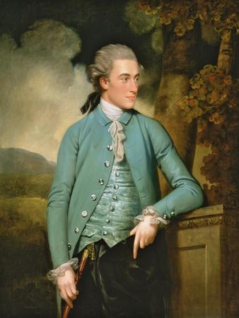 A Portrait of John Mortlock of Cambridge and Abington Hall
