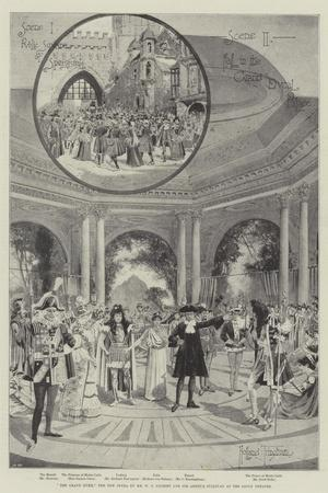 The Grand Duke, the New Opera by Mr W S Gilbert and Sir Arthur Sullivan at the Savoy Theatre