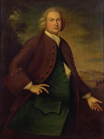 Portrait of Mr Daniel Rea, C.1757