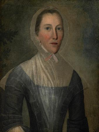 Portrait of Mary Crosswell, 1763