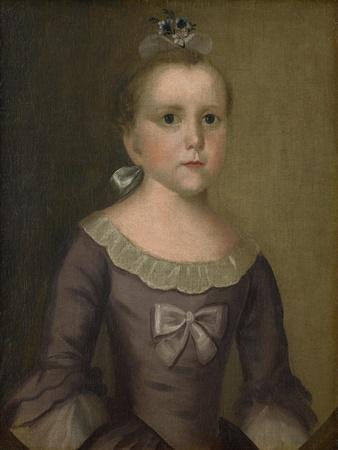 Portrait of Abigail Gowen, 1763