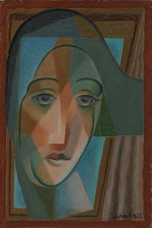 Head of a Harlequin; Tete D'Arlequin, 1924