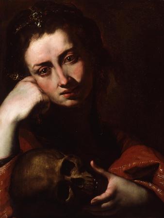 The Penitent Magdalene, C.1620