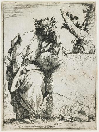 The Poet, C. 1620-1621