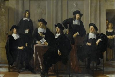 The Regents of the Spinhuis and Nieuwe Werkhuis, Amsterdam, 1669