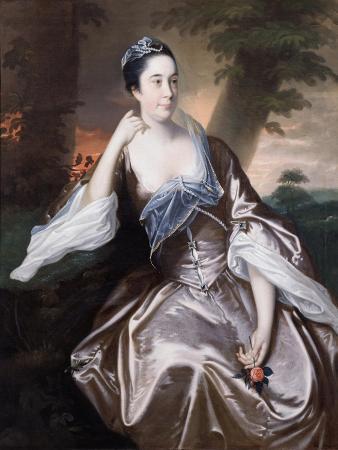 Mrs Lawrence Monck, 1760