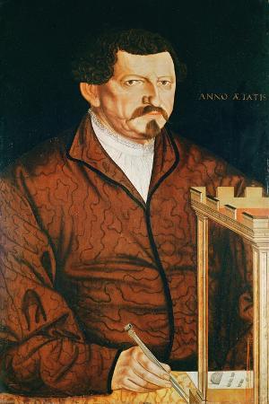 Portrait of a Medallion Maker