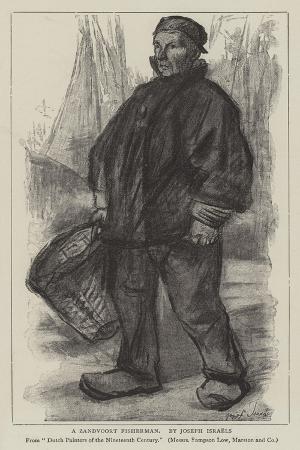 A Zandvoort Fisherman