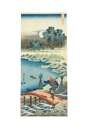 Tokusagari (Carrying Rushes), 1801-05