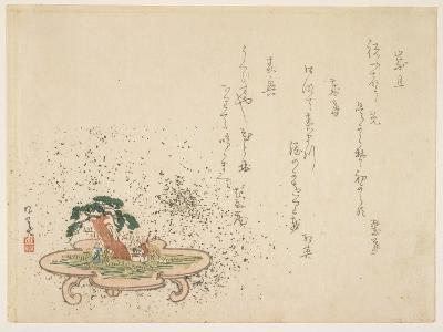Diorama on the Theme of Takasago