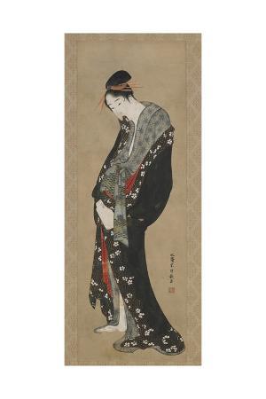 Courtesan, Edo Period