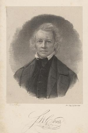 J.H. Cone, Litho by Francis D'Avignon, 1840