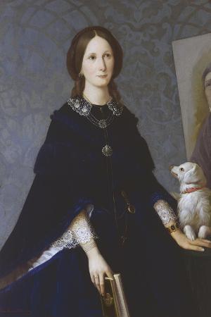 Self-Portrait, Circa 1865