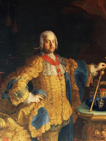 Portrait of Francis I of Lorraine (Nancy, 1708-Innsbruck, 1765)