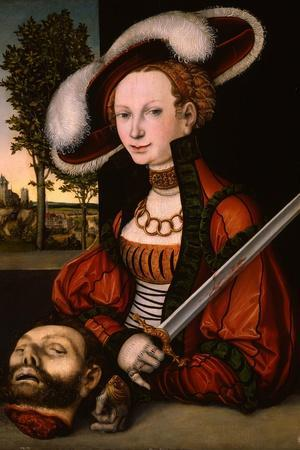 Judith with the Head of Holofernes, C.1530