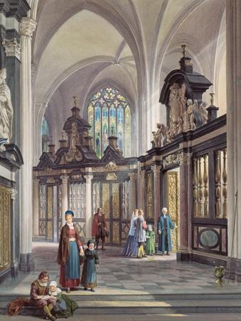 St. Bavon, Ghent, 1867