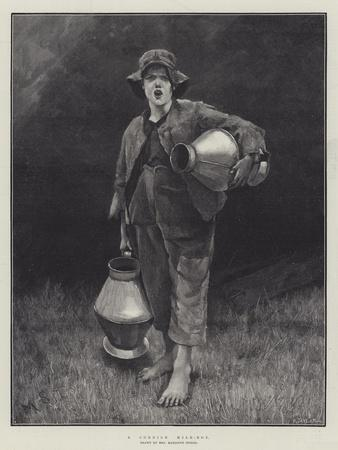 A Cornish Milk-Boy