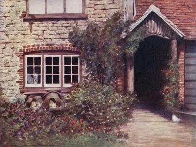 A Surrey Porch