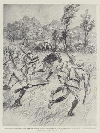 The Fighting in Rhodesia