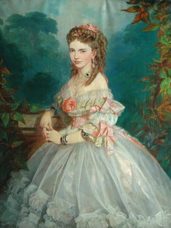 Mrs Henry Butterfield, 1864