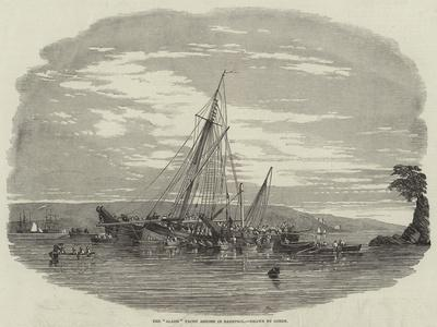 The Alarm Yacht Ashore in Barnpool