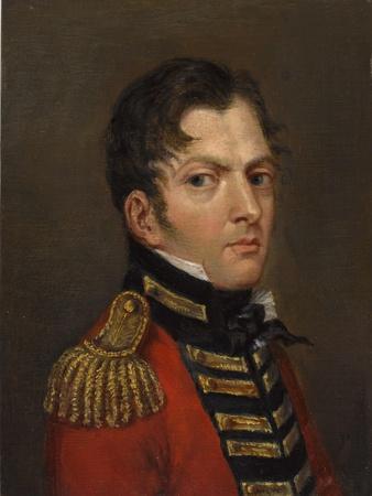 Captain Augustus Hartmann, 2nd Line Battalion, King'S German Legion, 1815
