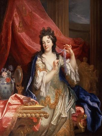 Portrait of a Woman, C.1696