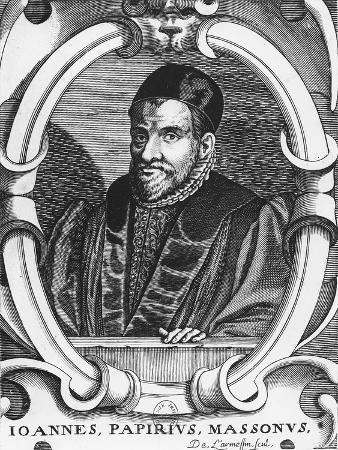 Jean Papire Masson