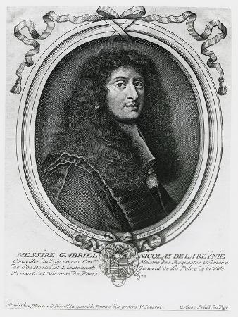 Gabriel Nicolas De La Reynie