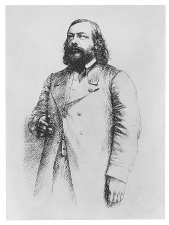 Théophile Gautier, 1864