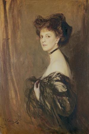Comtesse Greffulhe, 1907