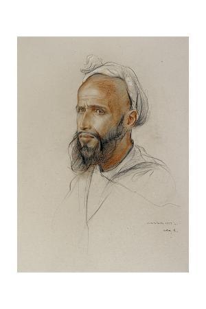 Portrait of an Arab, 1934