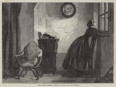 The Ladye's Chamber, Tower of London