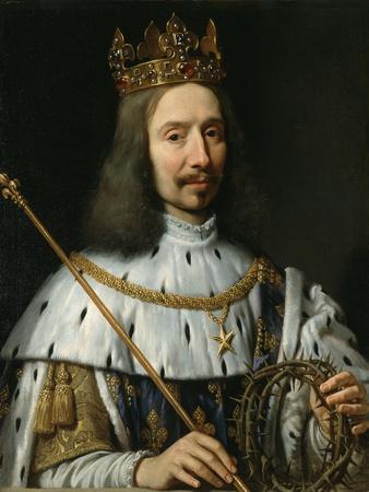 Vincent Voiture as St. Louis, C.1640-48