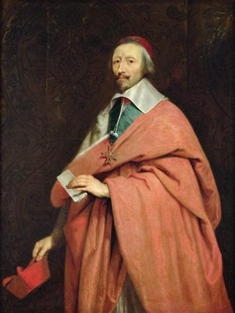 Cardinal Richelieu (1585-1642) C.1639
