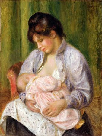Mother and Child, C.1894