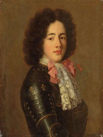 Portrait of Louis De Bourbon, Comte Vermandois