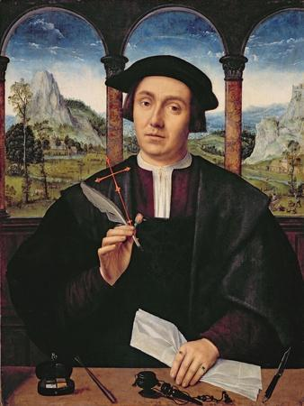 Ng 2273 Portrait of a Man, C.1510-20 (Panel)