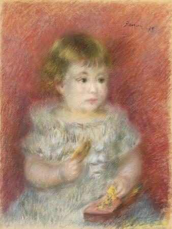 Portrait of a Baby, 1878