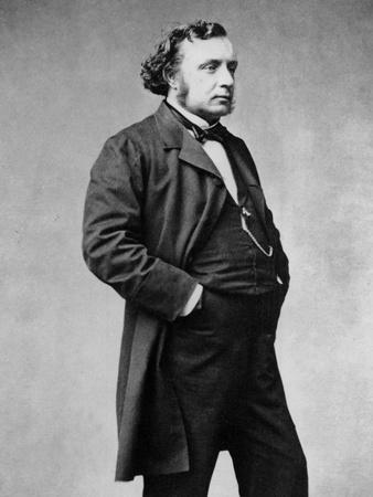 Portrait of Ernest Picard