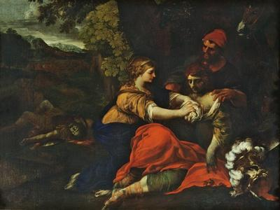 Tancred and Erminia, C.1640-45