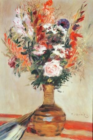Roses in a Vase, 1872