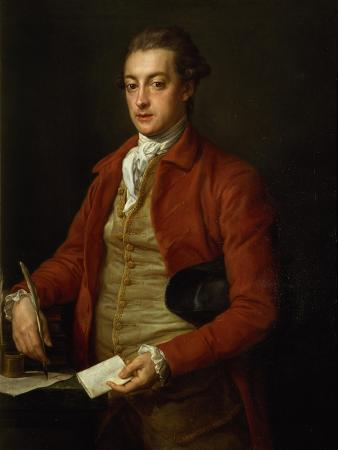 Portrait of the Hon. Lionel Damer